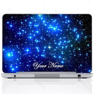Customized Name Laptop Skin Sticker 3015