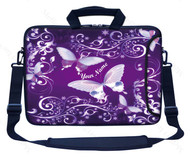 Customized Name Laptop Bag (Side Pocket)  767