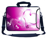 Customized Name Laptop Bag (Side Pocket)  832