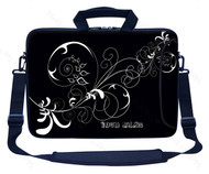 Customized Name Laptop Bag (Side Pocket) 1402