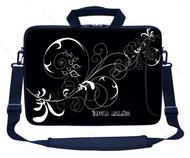 Customized Name Laptop Bag (Side Pocket) 1402