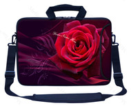 Customized Name Laptop Bag (Side Pocket) 1806