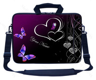 Customized Name Laptop Bag (Side Pocket) 1810