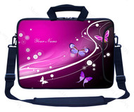 Customized Name Laptop Bag (Side Pocket) 2502