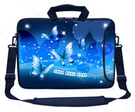 Customized Name Laptop Bag (Side Pocket) 2620