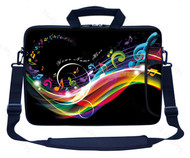 Customized Name Laptop Bag (Side Pocket) 2704