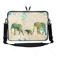 """14"""" Laptop Bag with Hidden Handle 3122"""