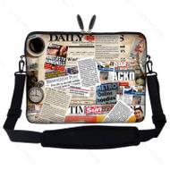 """17.3"""" Laptop Bag with Hidden Handle 2804"""