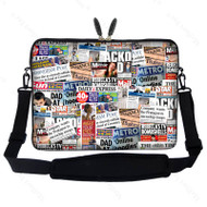 "17.3"" Laptop Bag with Hidden Handle 2805"