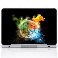 Laptop Skin Sticker  411