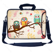 "17.3"" Laptop Bag with Side Pocket 3080"