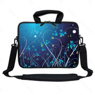 "12"" Laptop Bag with Side Pocket 1407"