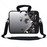 "12"" Laptop Bag with Side Pocket 2252"