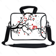 "12"" Laptop Bag with Side Pocket 2619"