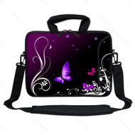 "12"" Laptop Bag with Side Pocket 2702"