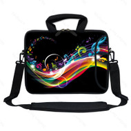 "12"" Laptop Bag with Side Pocket 2704"