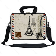 "12"" Laptop Bag with Side Pocket 2907"