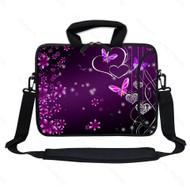 """13"""" Laptop Bag with Side Pocket 2503"""