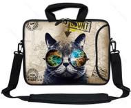 """13"""" Laptop Bag with Side Pocket 3101"""