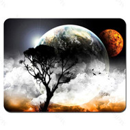 Standard 9.5 x 7.9 Inch Mouse Pad Design 409