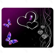 Standard 9.5 x 7.9 Inch Mouse Pad Design 1810