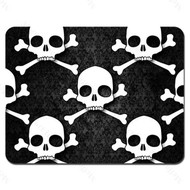 Standard 9.5 x 7.9 Inch Mouse Pad Design 2736