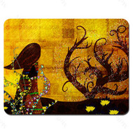 Standard 9.5 x 7.9 Inch Mouse Pad Design 3001