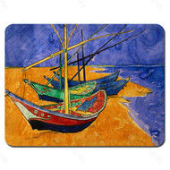 Standard 9.5 x 7.9 Inch Mouse Pad Design 3002