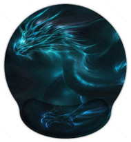 Mouse Pad with Wrist Rest Support  2735