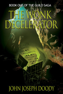 The Wonk Decelerator Cover
