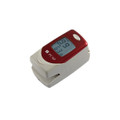 Crative PC-60B fingertip oximeter ,audible alarm , perfusion index, backligh LCD, free shipping in USA