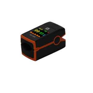 Creative PC-60E finger tip pulse oximeter , color automatic 2 way display, audible alarm , free shipping in USA