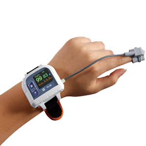 Creative PC-68B Wrist pulse oximeter monitor, color screen , data management software , free shipping in USA