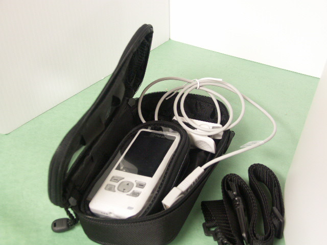 Carrying case for PM-60 pulse oximeter