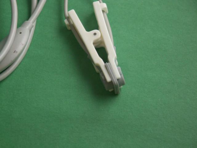 VETERINARY SPO2 lingual/ear sensor SENSOR 7 PIN NELLCOR COMPATIBLE