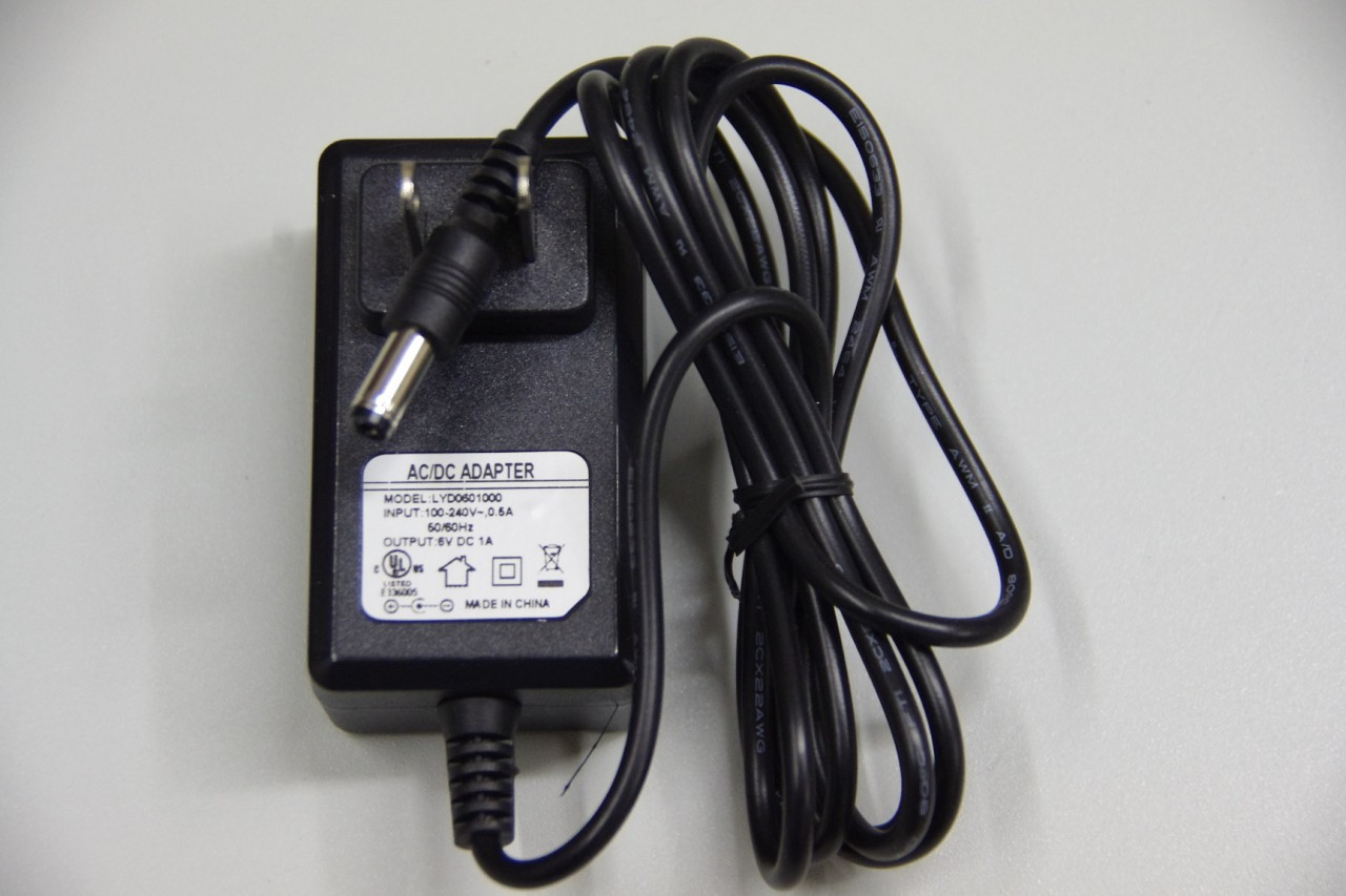 AC ADAPTOR ADAPTER , POWER SUPPLY FOR SCIAN LD582 LD586 TABLE TOP BP MONITOR