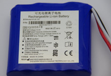 rechargeable battery for Edan Ve-100, Se-3 series ECG M21R-064114