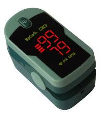 Choice Medical md300c12 Fingertip oximeter