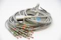 KENZ 10 Lead ECG/EKG Cable AHA Banana 4.0mm for Cardico 108 110 1210 1211