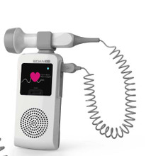 Eadn SD3 Lite Fetal heart Rate Doppler ,choice of 2mhz or 3Mhz probe , new low noise version