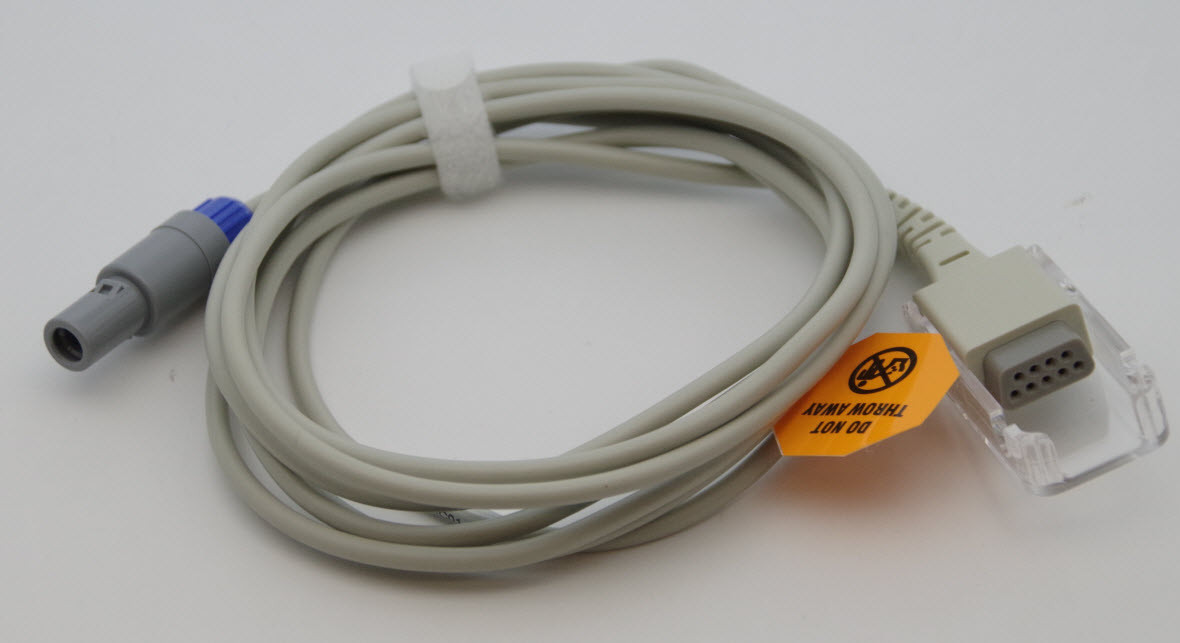 Spo2 Extension Cable for BLT BIolight M9000 monitor with Digital sensor