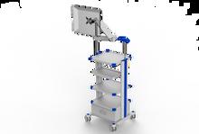 Endoscopy Cart trolley