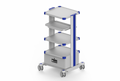 Endoscopy Cart trolley 2