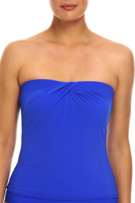 Blue Twist Front Bandini RY-108