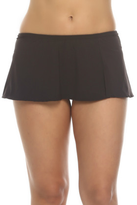 Brown Skirted Pant BR-252