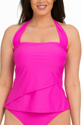 Pink Tankini Loose Fit CA-150