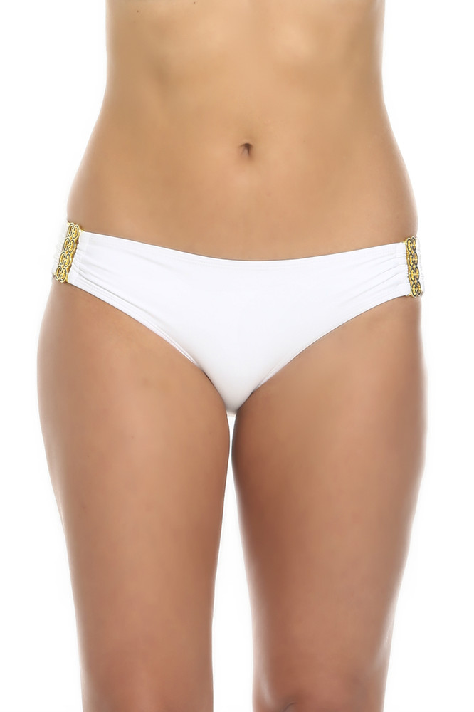 4c4585bbd26bf White Hipster Pant ND- 236. Image 3. See more images