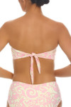Pink and Cream Bandeau EF-136