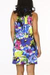 Floral Halter Dress Cover Up KA-409