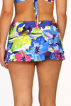 Floral Skirted Cover Up KA-412